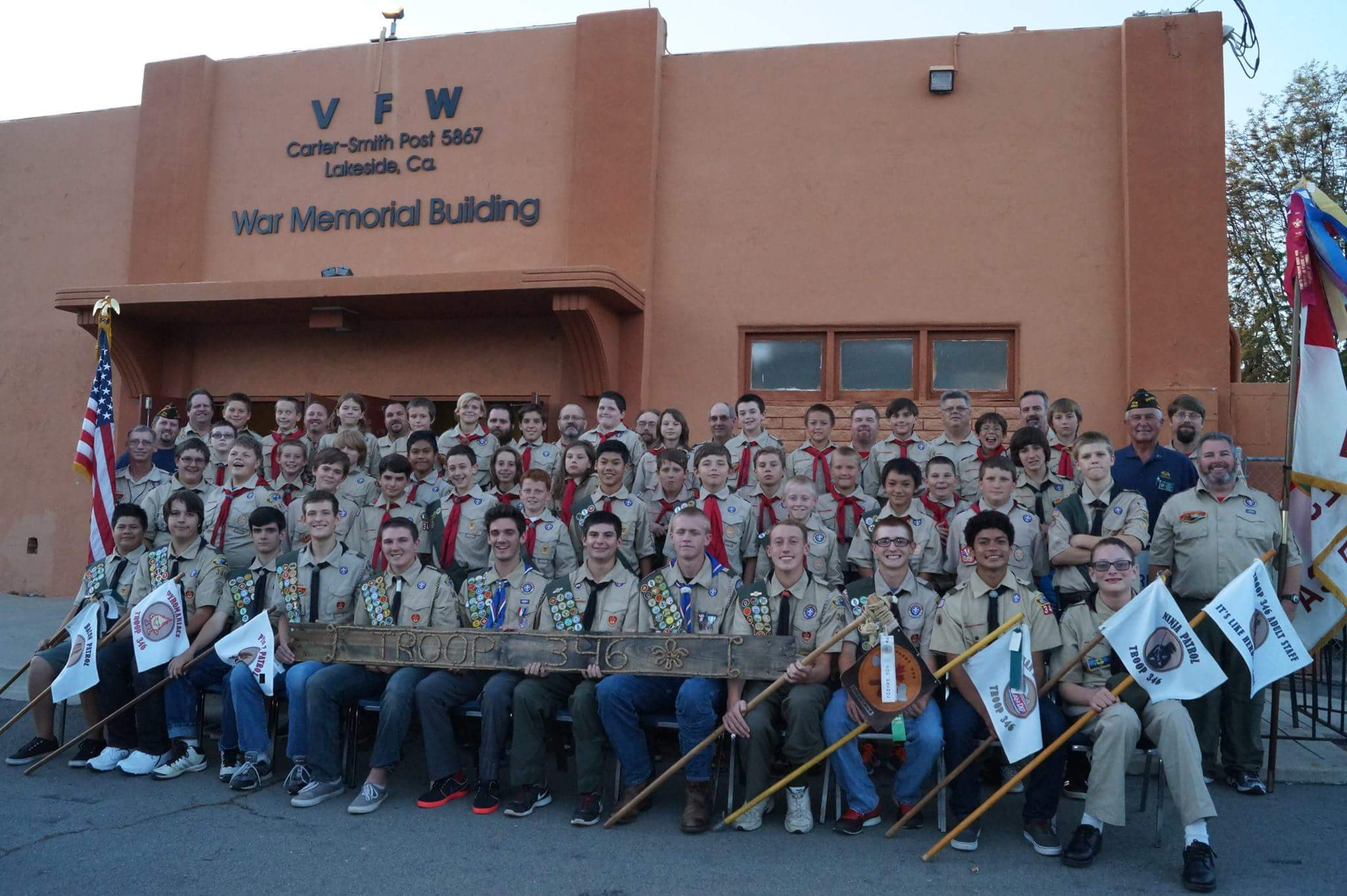 Boy Scout Troop 346